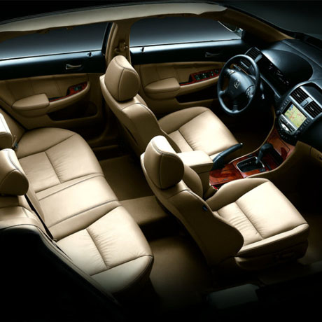 Automotive Interior Application